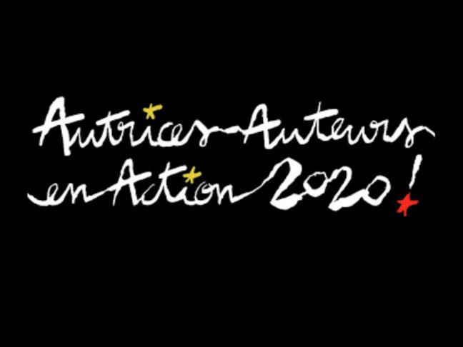 """Le collectif Autrices et Auteurs en Action signe """"la Chaaarte BD et Festivals"""""""