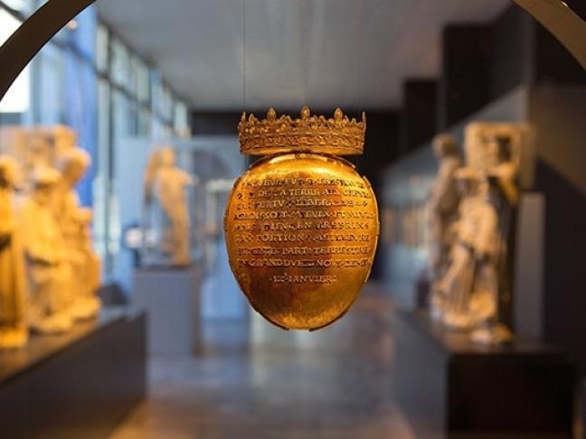 L'écrin du coeur d'Anne de Bretagne, source d'inspiration littéraire