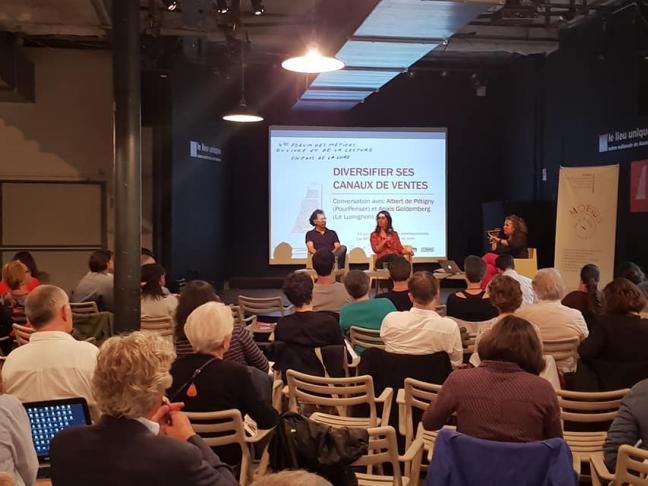 Journée consacrée à la Diffusion-Distribution du livre - 11/06/18 - Nantes