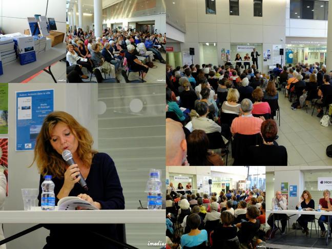 Auteur, lecteurs à Saint-Nazaire