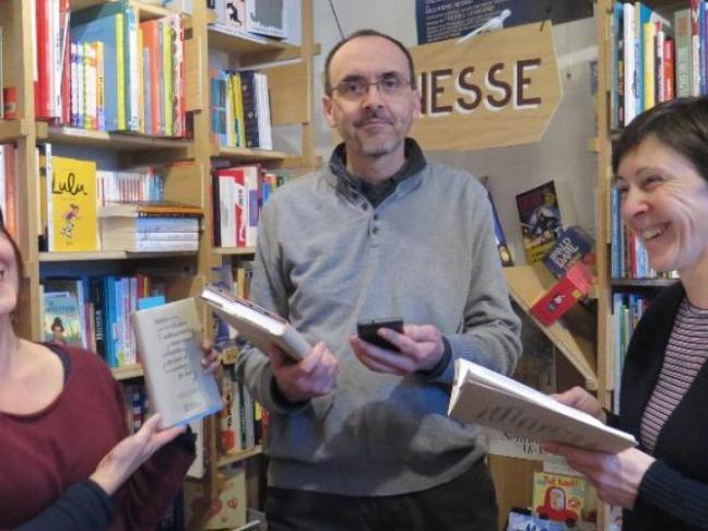 Politique d'achats : les libraires d'ALIP se livrent... librement