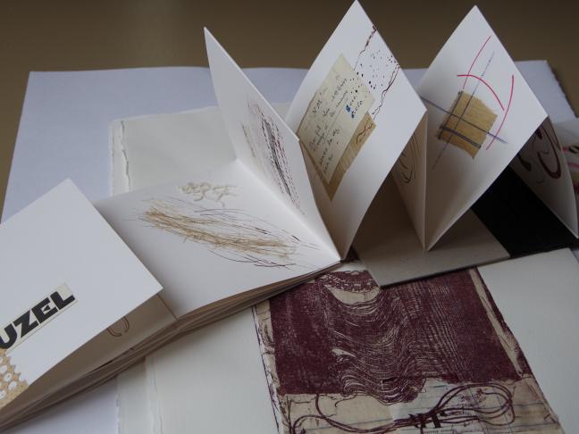 Nelly Buret : lire, une philosophie du présent