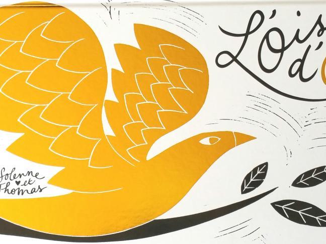 L'oiseau d'or de Solenne et Thomas