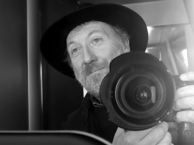 Michel Durigneux, photographe des poètes