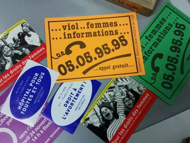 Fonds du Centre des Archives du féminisme