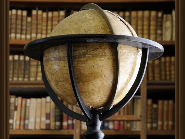 Bibliothèque Henri IV du Prytanée national militaire de La Flèche