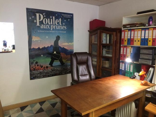 Bureau en coworking à Nantes