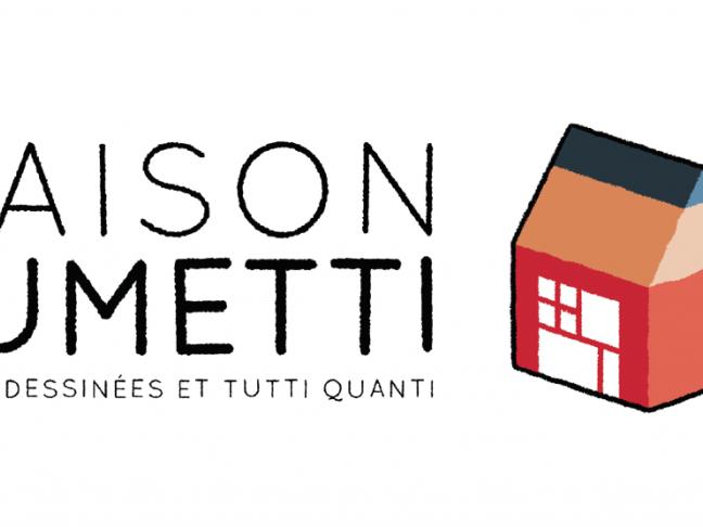 Résidence à l'atelier de Fumetti (bande dessinée) à Nantes