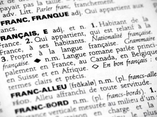 Action culturelle et langue française