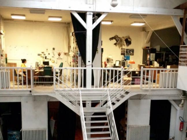 Place pour une structure culturelle chez POL'n à Nantes
