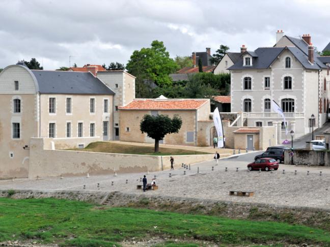 Résidence d'auteur.e à la Maison Julien Gracq - Saint-Florent-le-Vieil (49)