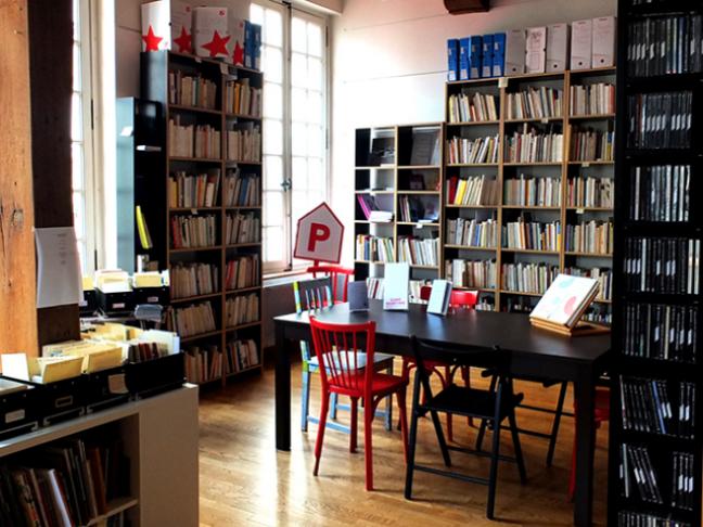 Chargé.e d'étude technique d'un fonds de poésie contemporaine - Maison de la poésie de Nantes (44)