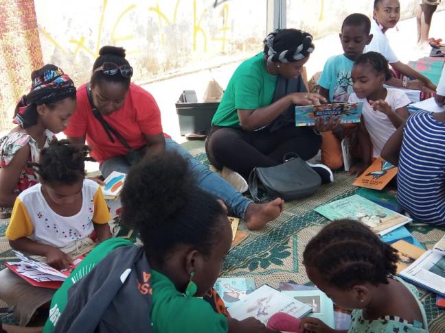 Assistant(e) chargé(e) de projet livre et lecture - ARLL Mayotte