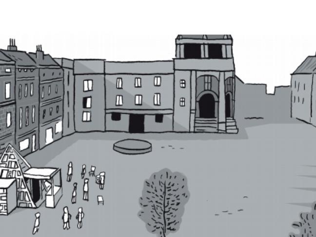 Résidence d'auteurs.trices de bande dessinée et d'architecte - Saint-Jean-de-Boiseau (44)