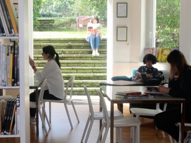 Résidence d'auteur - Institut français de Hambourg