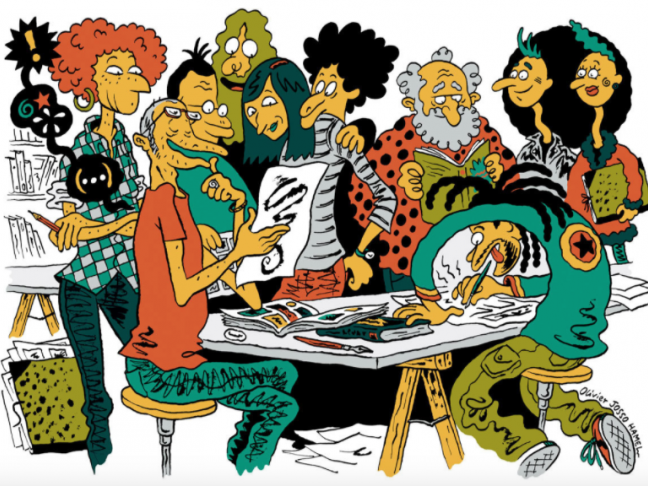 Auteurs.trices pour donner des cours du soir – Maison Fumetti (44)