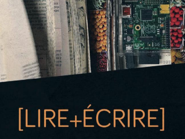 Lire + Écrire : livre numérique sur l'édition, la lecture et l'écriture en réseau