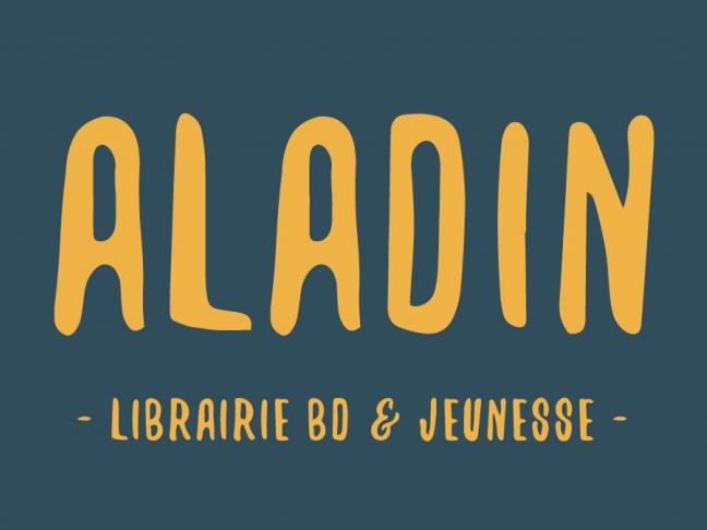 Aladin - Librairie BD et jeunesse