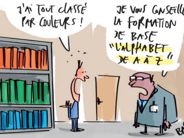 ABF Pays de la Loire - Formation d'auxiliaire de bibliothèque 2019-2020