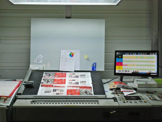 GRAFIPOLIS // Bac pro production imprimée