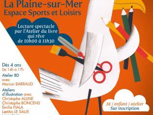 8ème Atelier d'illustration jeunesse et BD