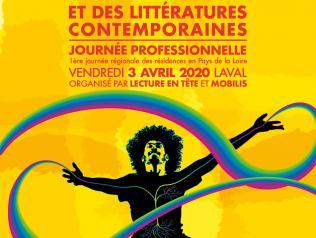 ANNULÉE // 1ère journée régionale des résidences livre et lecture en Pays de la Loire