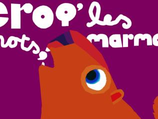 Journée professionnelle - Croq' les mots, marmot ! à Mayenne (53)