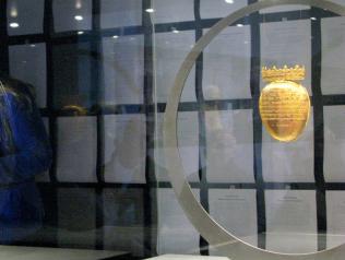 «L'Écrin du cœur d'Anne de Bretagne» avec Rémi Checchetto
