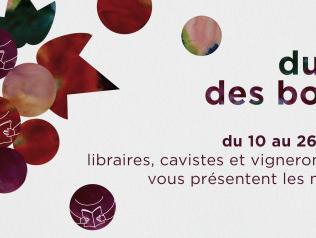 Du raisin, des bouquins avec La Mystérieuse Librairie Nantaise
