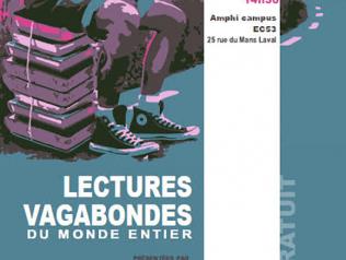 Lecture à haute voix par les apprentis libraires de l'UCO Laval