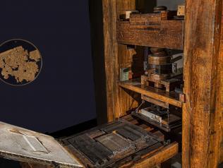 CFCB >> Patrimoine écrit - Les grands moments de l'histoire du livre - DRAC