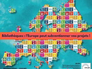 Une opportunité de financement pour les bibliothèques : les fonds européens 2021-2027