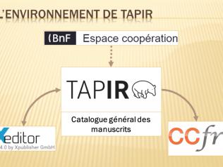 TapIR, CGM, CCFr ? De quoi s'agit-il ?
