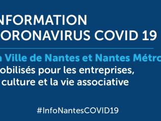 [COVID-19] La Ville de Nantes mobilisée auprès des acteurs culturels