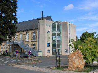 Médiathèque de Bouloire