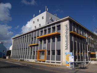 Médiathèque Etienne Caux - Saint-Nazaire