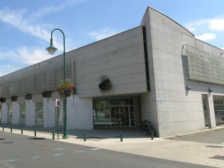 """Médiathèque """"Yves Laurent"""" - Saint-Sébastien-sur-Loire"""