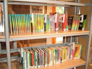 Bibliothèque de Cheix-en-Retz