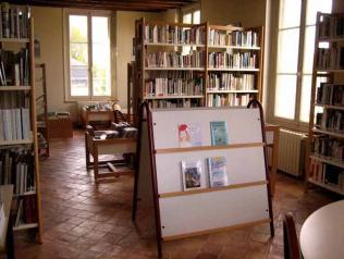 Bibliothèque de Chênehutte-Trèves-Cunault