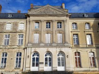 BnF - Centre de conservation Joël-le-Theule - Sablé-sur-Sarthe
