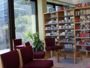 Bibliothèque universitaire Lettres, Sciences humaines et religieuses UCO - Angers