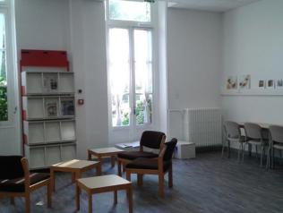 Bibliothèque universitaire UCO - Nantes