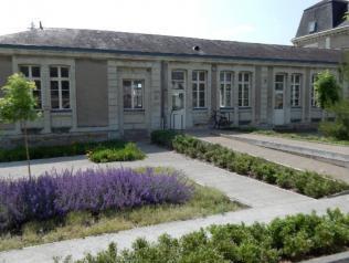 Médiathèque François Mitterrand de Montreuil-Bellay
