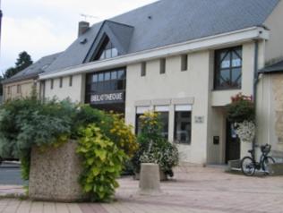 Médiathèque de Doué-en-Anjou