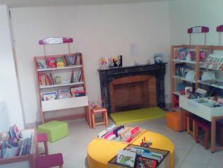 Bibliothèque de Bourgon