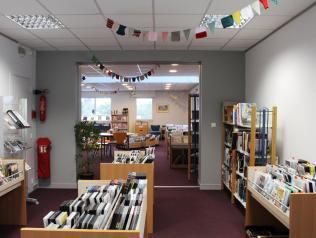 Bibliothèque des Ch@nges - Gétigné