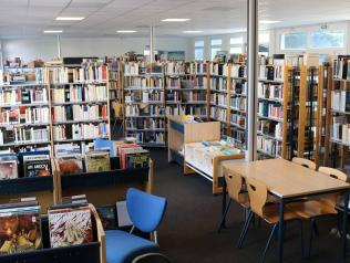 Médiathèque KDSK (centre de ressources culturelles celtiques) - Saint-Herblain
