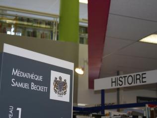Médiathèque Samuel Beckett - Guérande