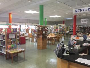 Bibliothèque Monplaisir