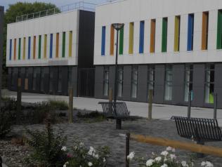 Bibliothèque de la Roseraie - Angers